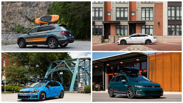 Компания Volkswagen приготовила семь концептов для США 1