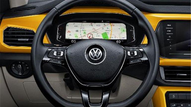Volkswagen рассекретил цветовую гамму нового T-Cross 2