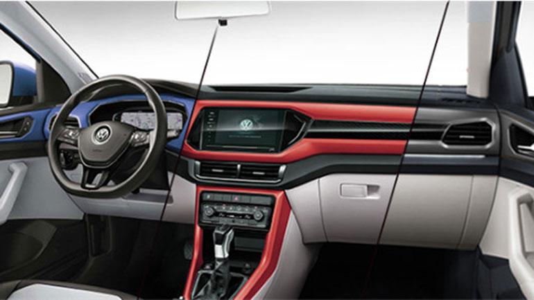 Volkswagen рассекретил цветовую гамму нового T-Cross 3