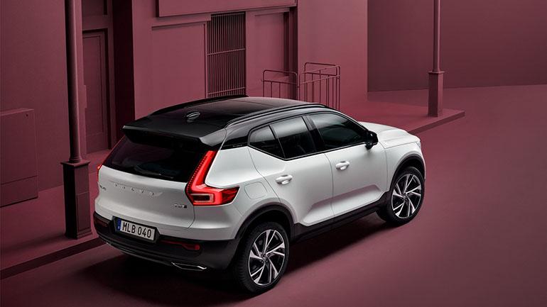 Volvo готовит доступный кроссовер 1