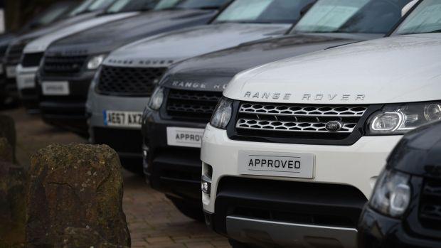 Jaguar Land Rover отчиталась о рекордном годовом убытке 1