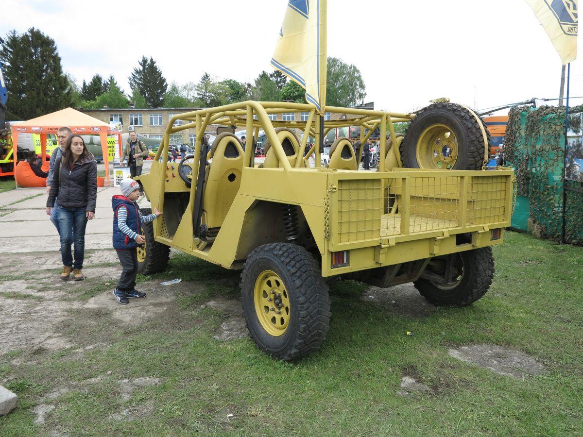 Азовский прототип – новый багги для военных 2