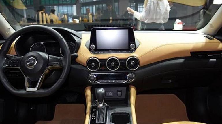 Новый Nissan Sylphy представят уже в июле 2