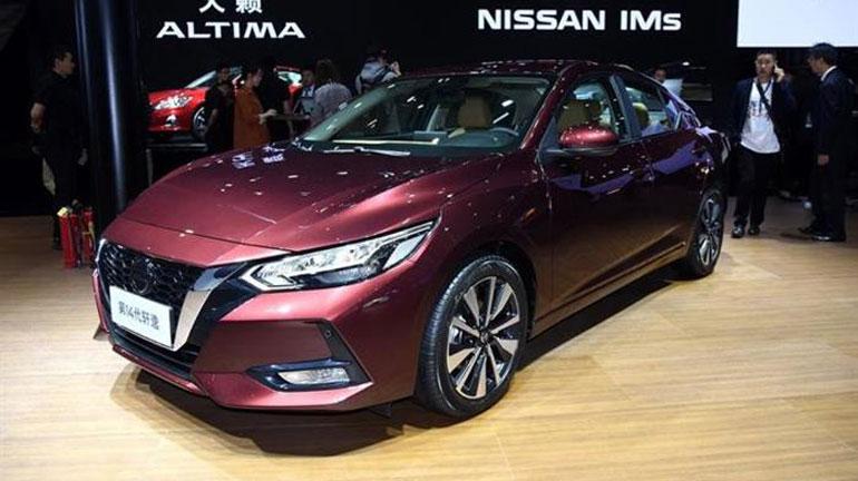 Новый Nissan Sylphy представят уже в июле 1