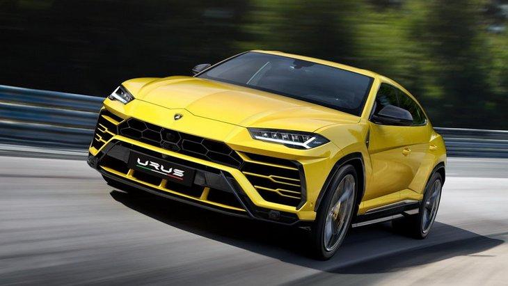 Lamborghini может работать над более мощной версией внедорожника Urus 1