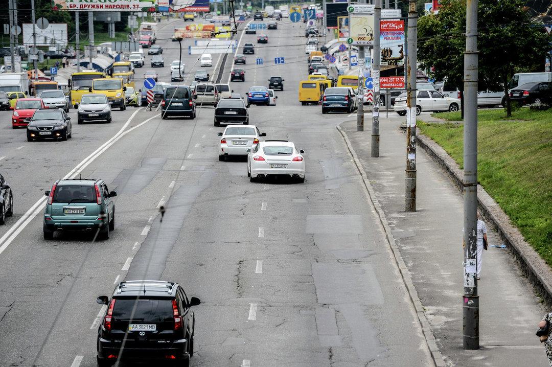 Киевсовет принял программу повышения безопасности дорожного движения 1