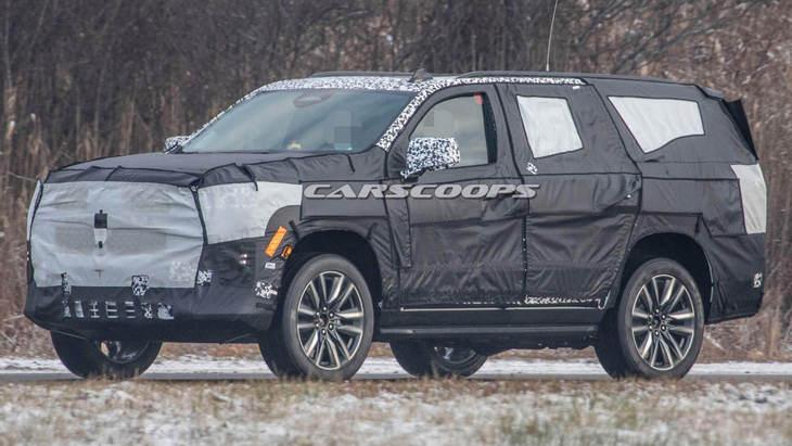 Cadillac отодвинул сроки выхода нового поколения внедорожника Escalade 1