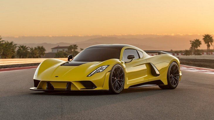 Hennessey начал разработку шасси для нового Venom F5 1