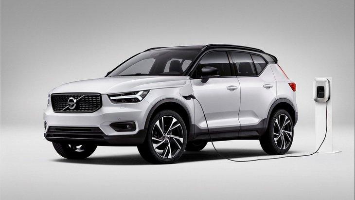 Volvo хочет довести долю продаж электромобилей до 50% 1