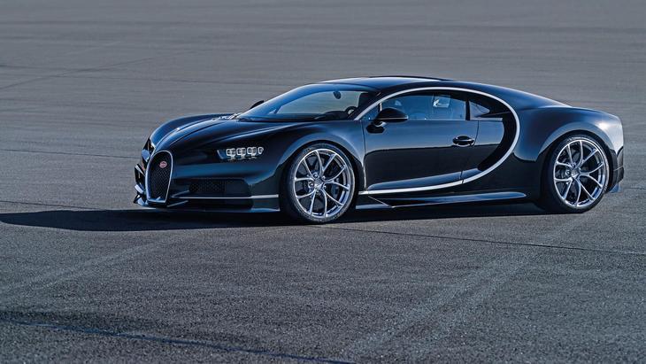 Bugatti может выпустить электрическую линейку суперкаров 1