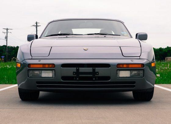 Найден идеальный Porsche 944, который 24 года простоял в гараже 1