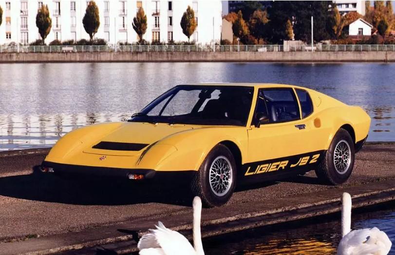 Спорткар Ligier показали на очередном тизере 2
