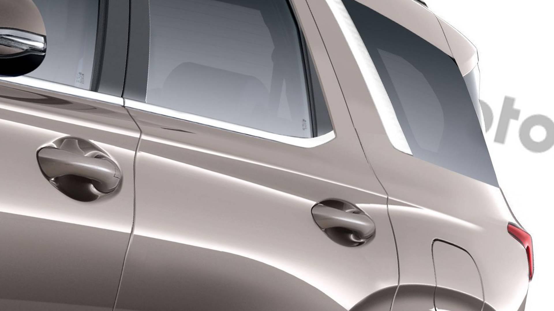 Рассекречен дизайн кроссовера-гиганта Hyundai Palisade 3