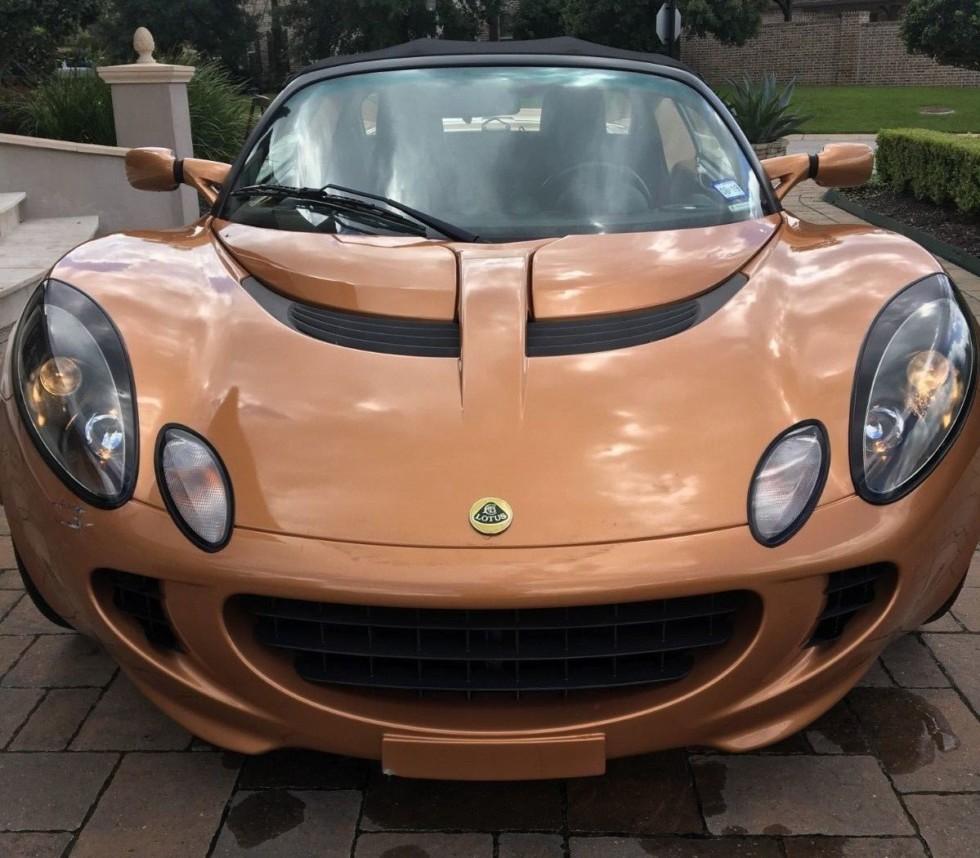 Страховая выплатила полную стоимость суперкара Lotus из-за одной царапины 2