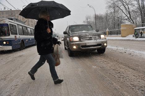 В Харькове полиция штрафует пешеходов 2