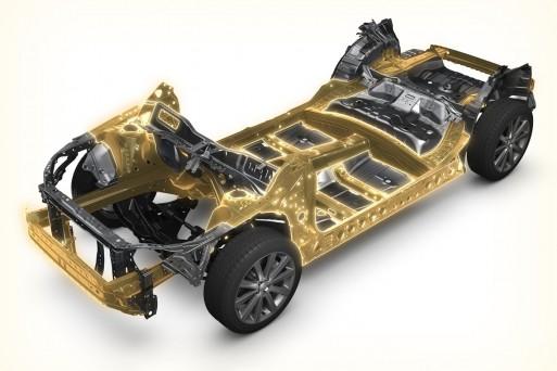 Subaru презентовала новую глобальную платформу 1