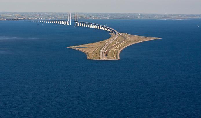 Самый «таинственный» мост в мире 1