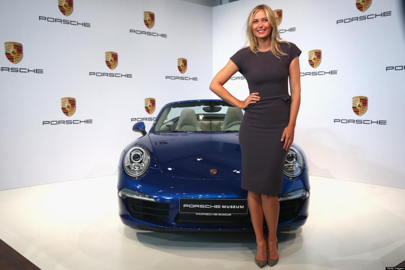 Porsche приостанавливает сотрудничество с известной теннисисткой 1