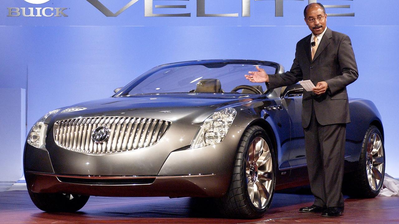 Главный дизайнер General Motors уходит в отставку 2