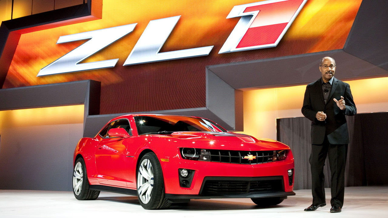 Главный дизайнер General Motors уходит в отставку 3