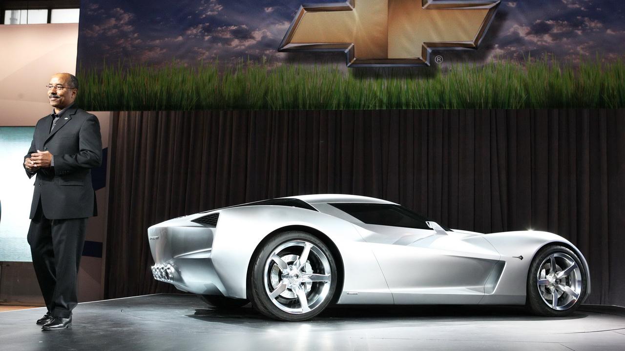 Главный дизайнер General Motors уходит в отставку 4