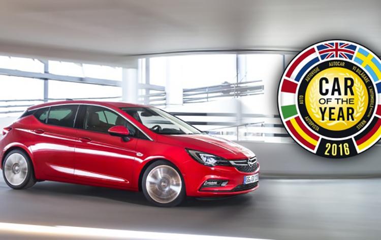 Продажи Opel Astra стремительно возросли 1