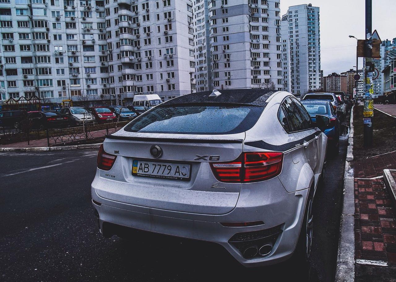 В Украине замечен уникальный BMW, стоимостью почти 15 миллионов гривен 2