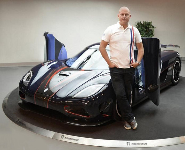 Компания Koenigsegg не будет выпускать кроссовер 1