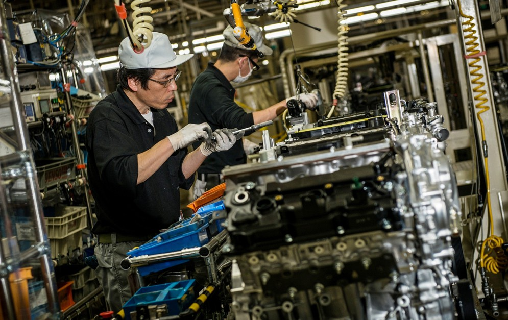 Nissan запускает производство нового двигателя для Infiniti 1