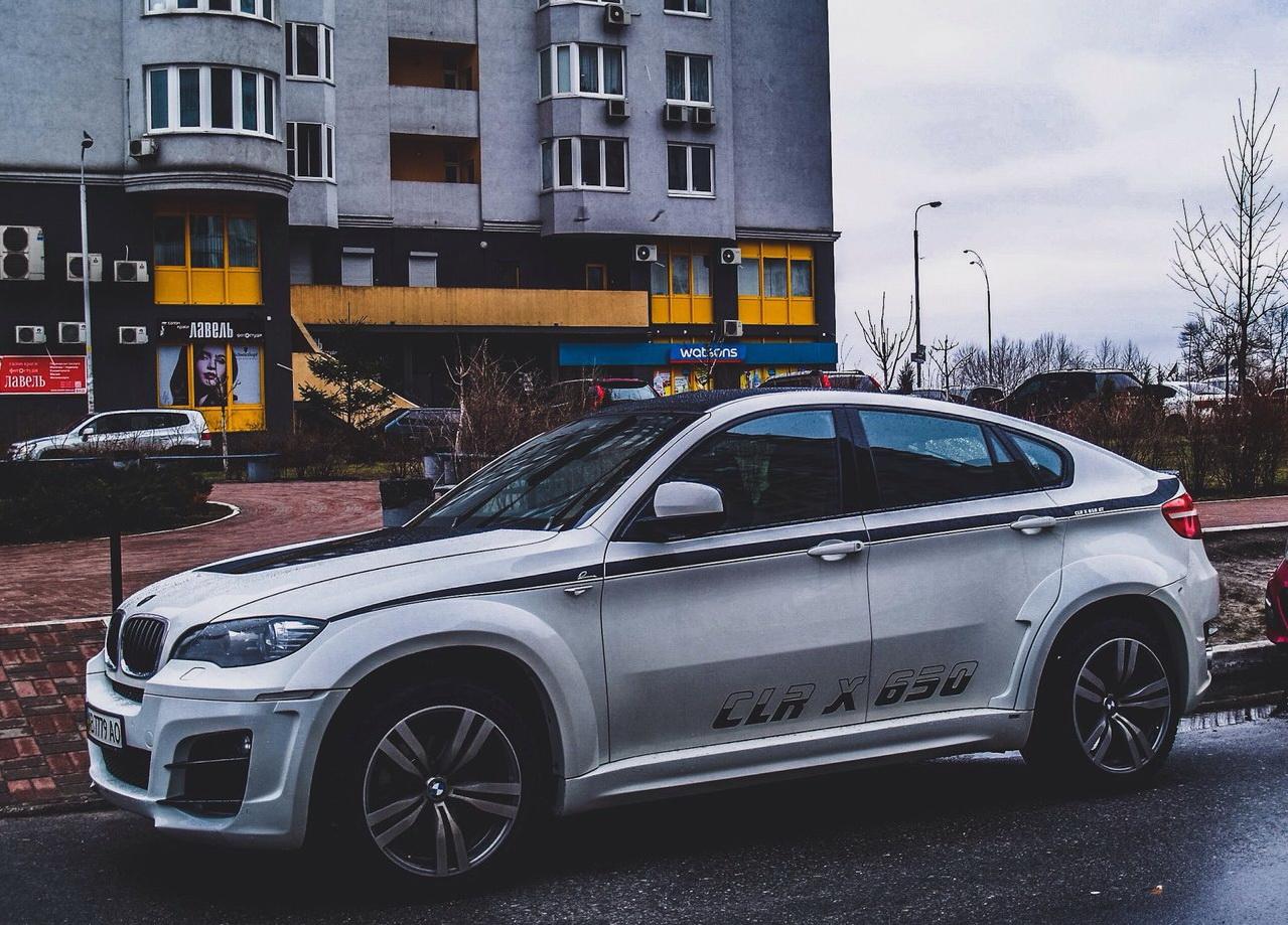 В Украине замечен уникальный BMW, стоимостью почти 15 миллионов гривен 1