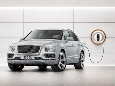 Bentley разрабатывает полностью электрическое купе 1