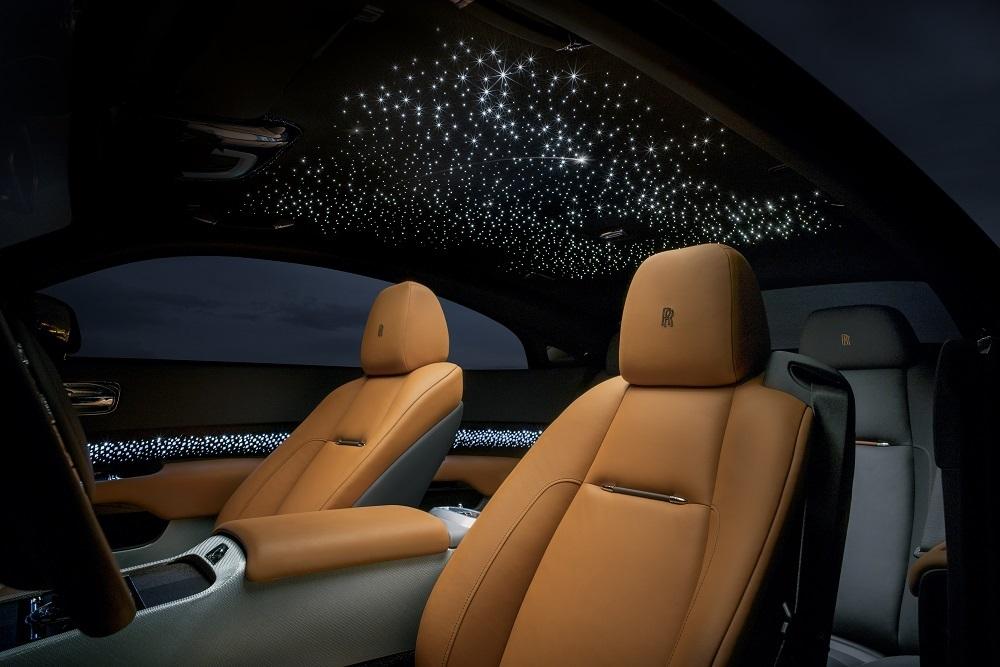 В Rolls-Royce придумали ткань из «нержавейки» 1