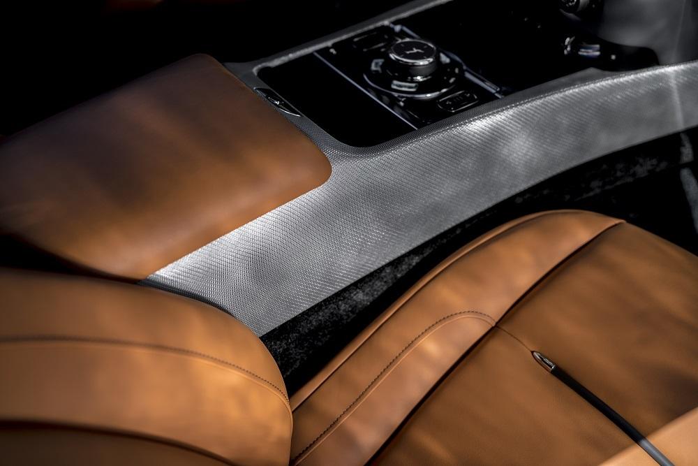 В Rolls-Royce придумали ткань из «нержавейки» 2