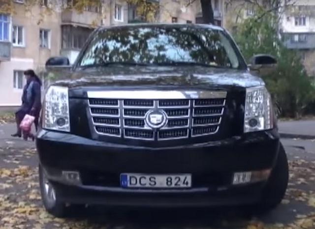 Украинку оштрафовали почти на 4 миллиона гривен за нерастаможенный автомобиль 1