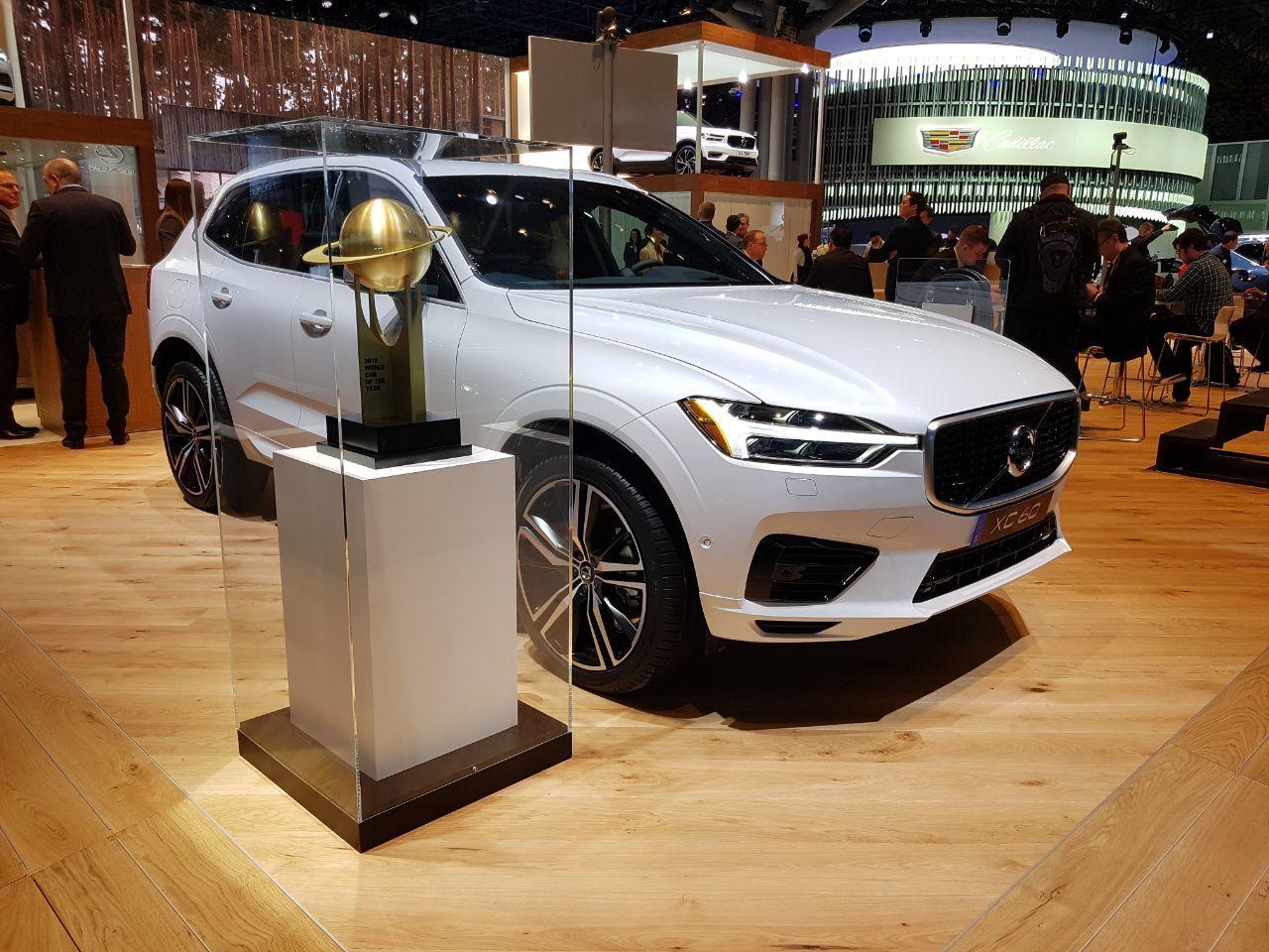 Назван победитель конкурса «Всемирный автомобиль года» 1