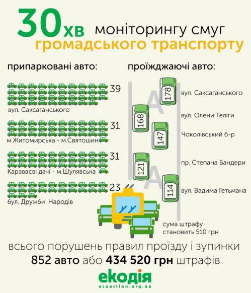 Украинских водителей ежедневно будут штрафовать на десятки миллионов гривен 1