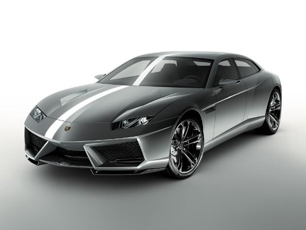 У Lamborghini появится четвертая модель 1