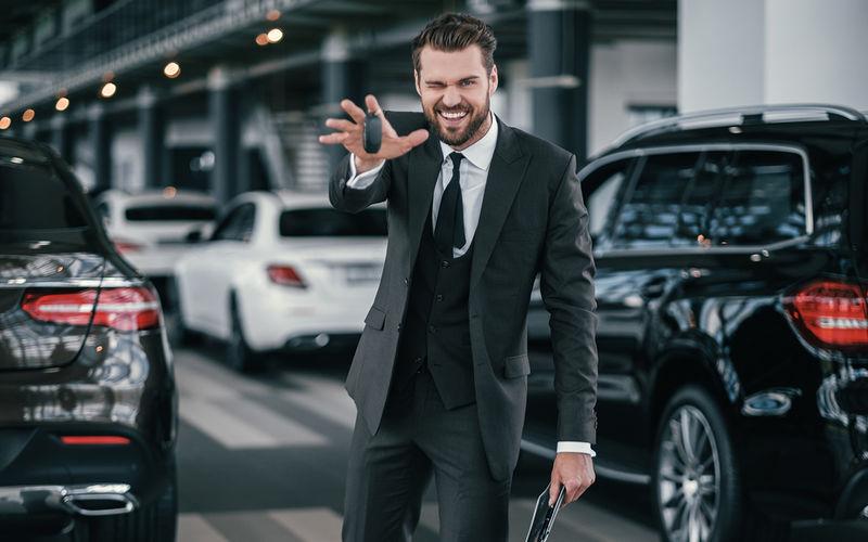 Автомобиль – роскошь или средство передвижения? 1