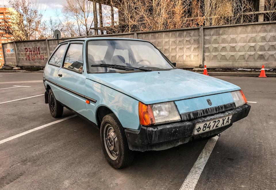 В Украине найдена «люксовая» Таврия практически без пробега 1