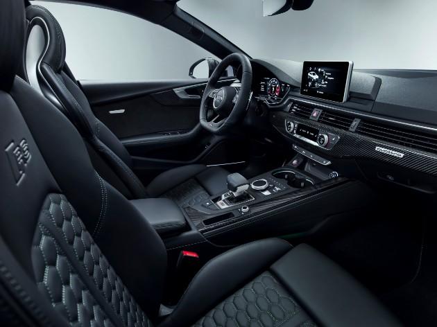 Компания Audi презентовала  пятидверное купе RS 5 Sportback 4