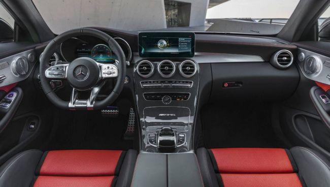 Mercedes-AMG показал новый C63 S на официальном видео 2