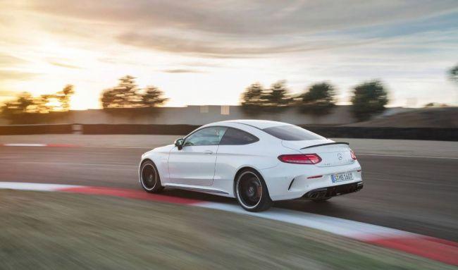 Mercedes-AMG показал новый C63 S на официальном видео 1