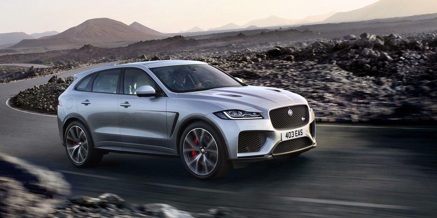 Jaguar представил мощную новинку 2