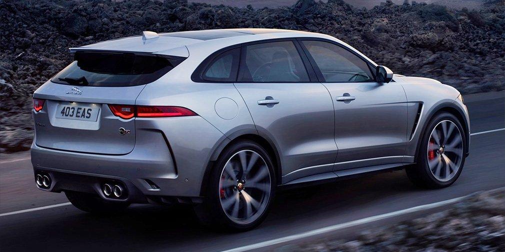 Jaguar представил мощную новинку 3