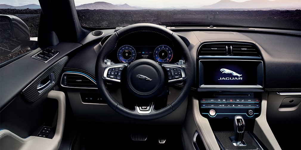 Jaguar представил мощную новинку 4