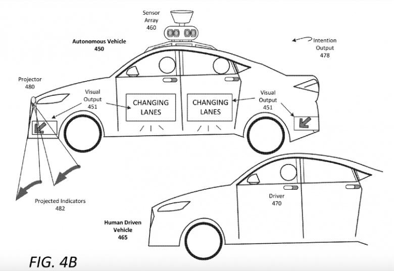 Беспилотные автомобили Uber начнут умышленно пугать пешеходов 2