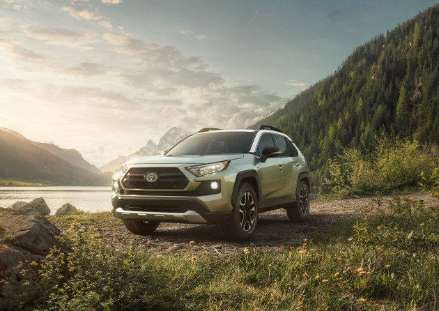 Toyota официально презентовала новый RAV4 3