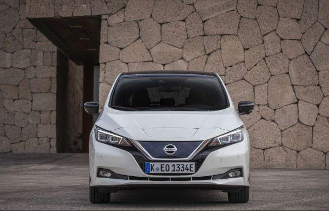 Nissan позволит владельцам Leaf продавать отработанные батареи 1