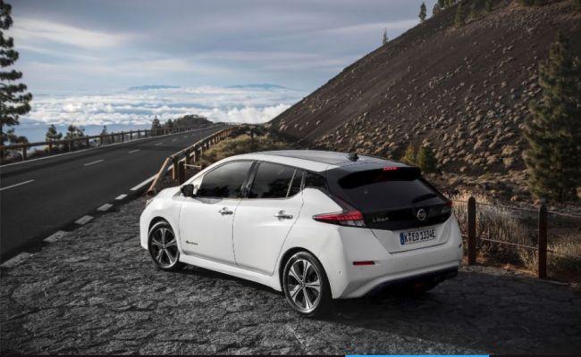Nissan позволит владельцам Leaf продавать отработанные батареи 2