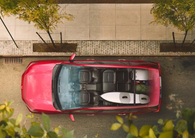 Toyota официально презентовала новый RAV4 5